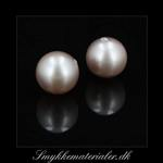 20091617, Swarovski Crystal Powder Almond Pearl, 6 mm