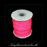 20093660, Neon pink nylon snor 1,5 mm